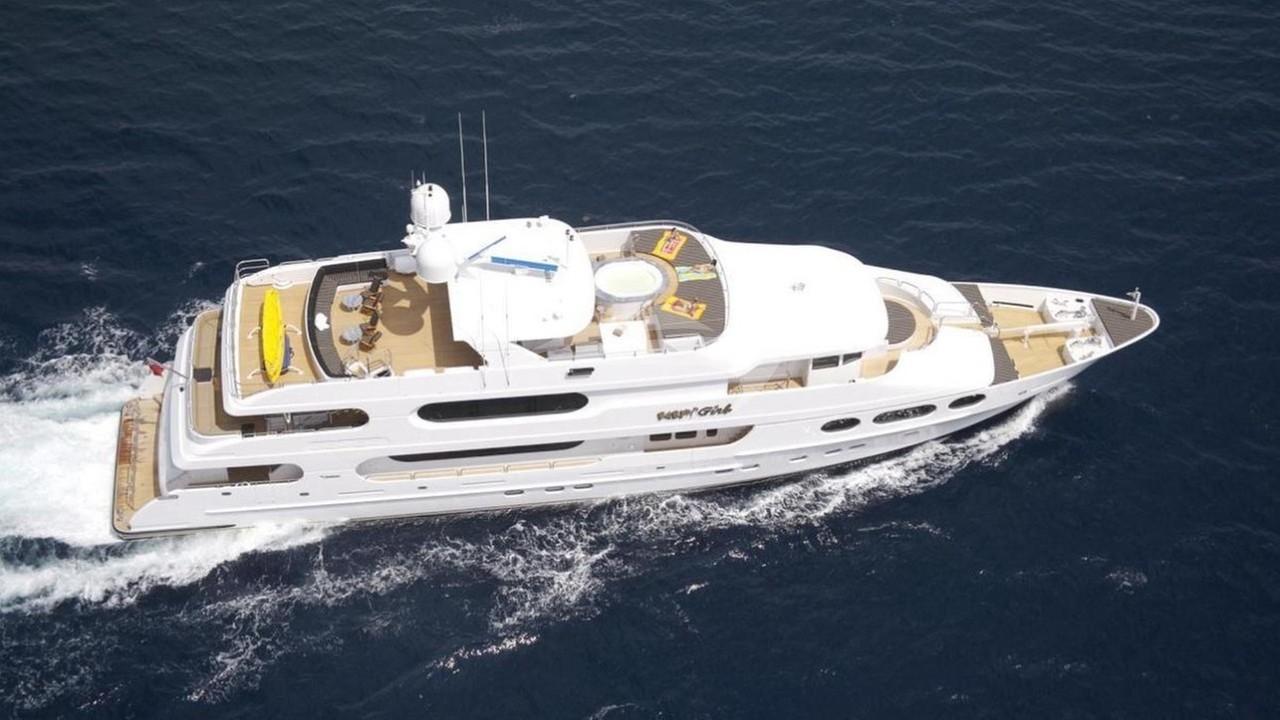 Yacht MILESTONE