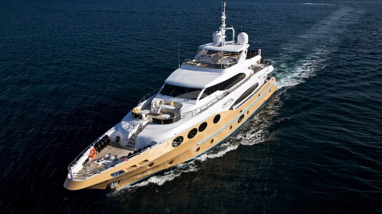 Yacht MARINA WONDER