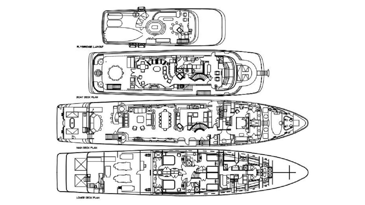 I LOVE THIS BOAT LAYOUT