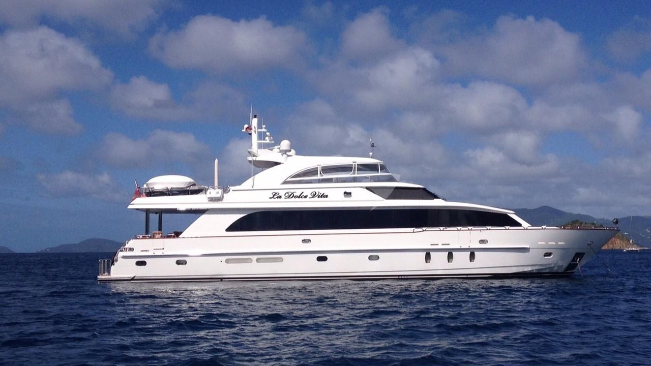 Yacht LA DOLCE VITA