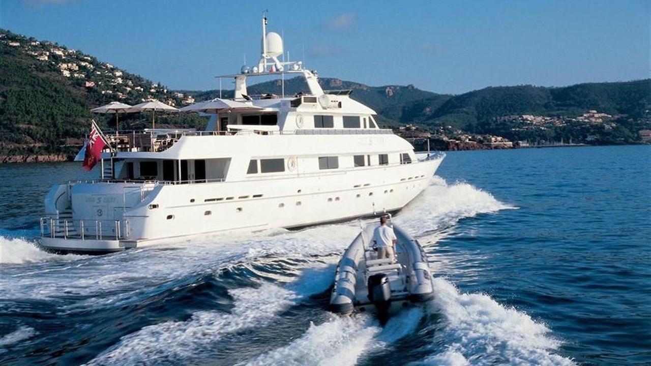 Yacht LIONSHARE