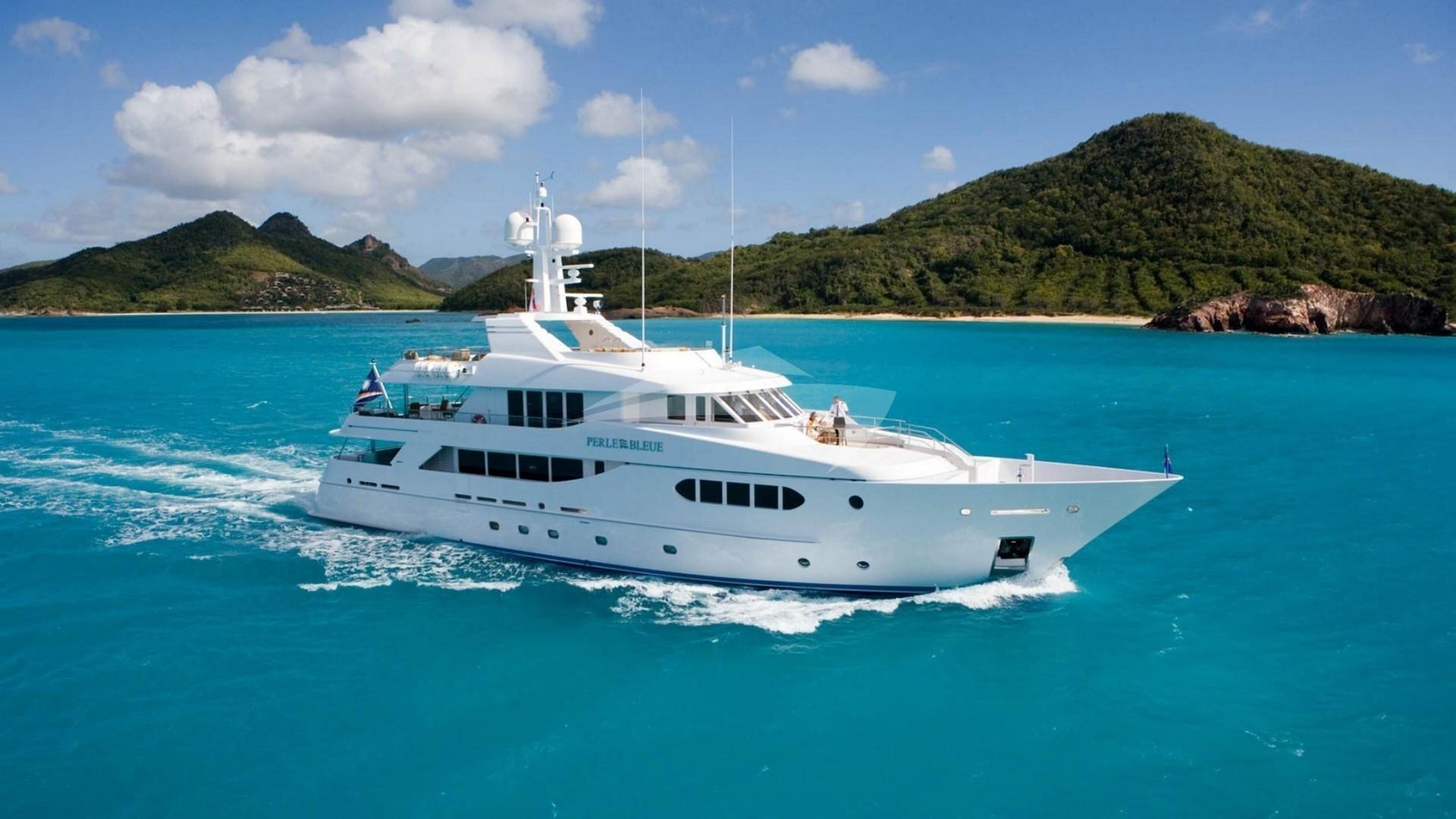 Yacht PERLE BLEUE