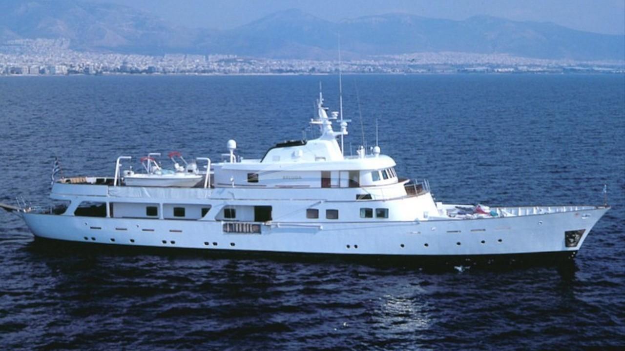 Yacht BELUGA C