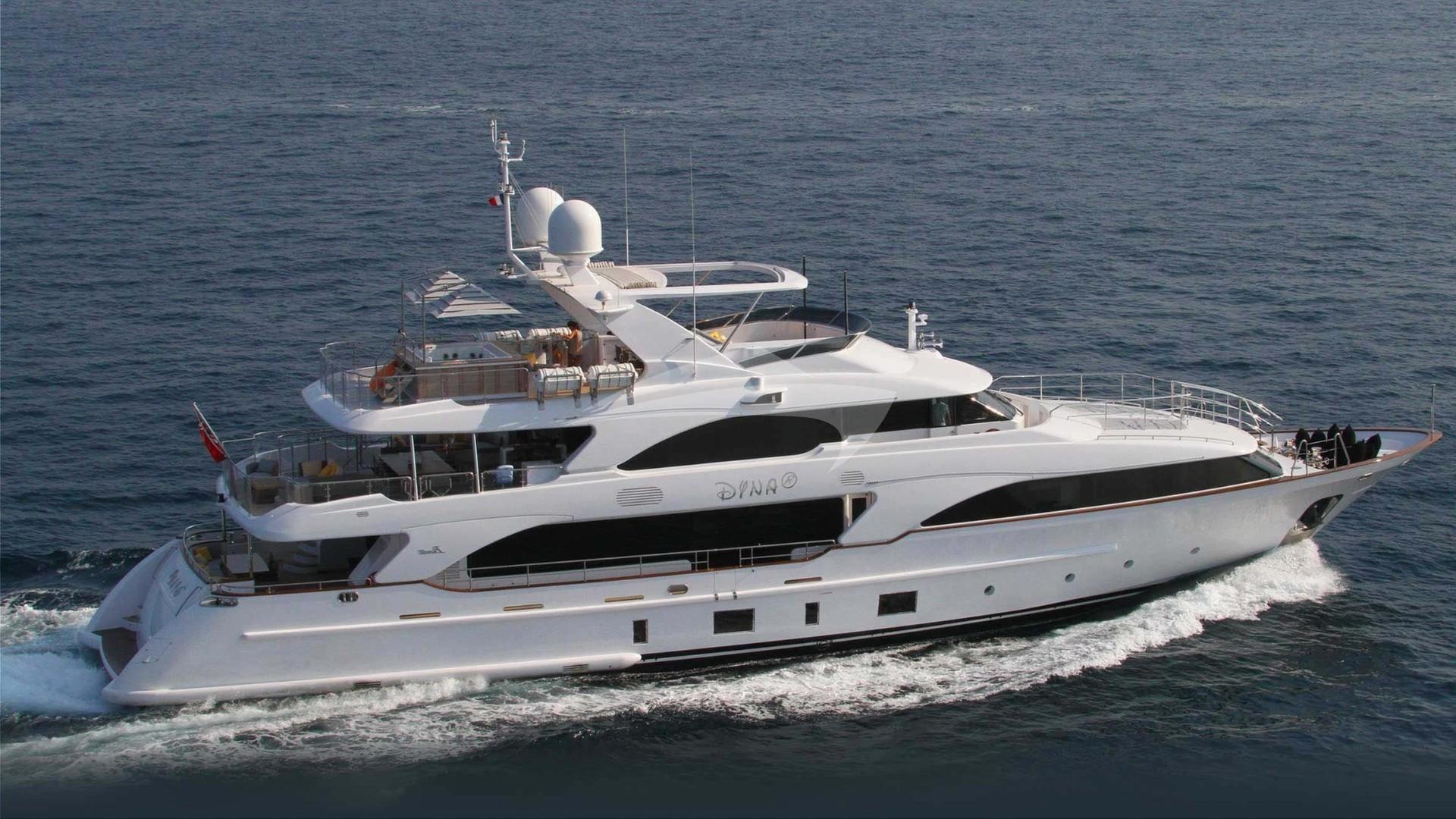 Yacht DYNAR