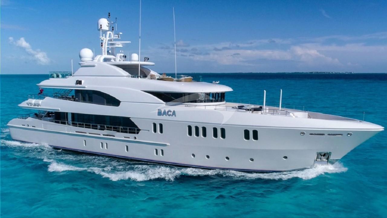 Yacht BACA