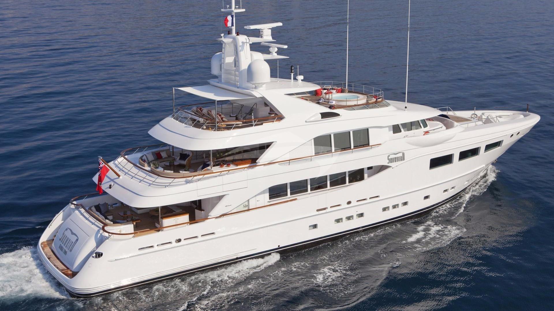 Yacht REVELRY