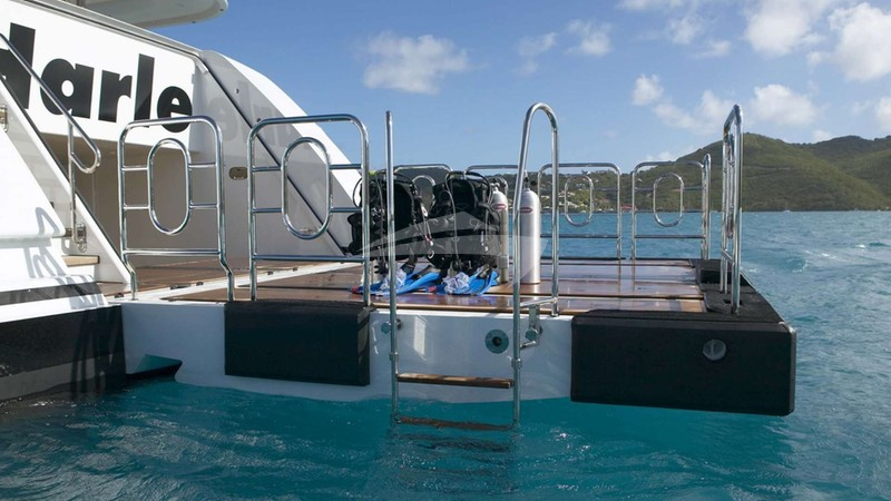 Swim platform & Diving
